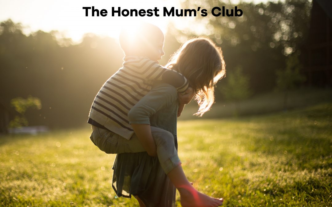 The Honest Mum's Club – Guest Post by Hannah Oakland