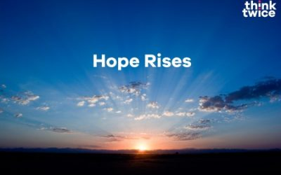 Easter Sunday – Hope Rises
