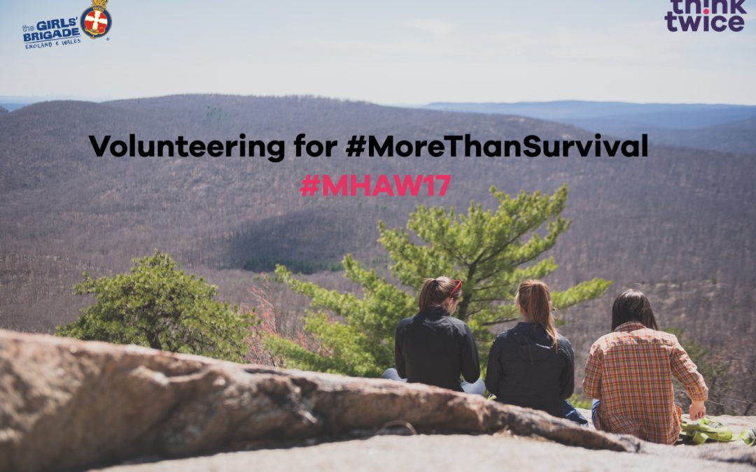 Volunteering for #MoreThanSurvival
