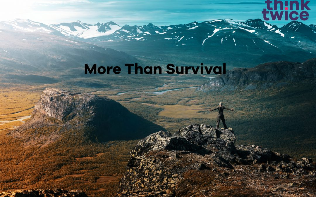 #MoreThan Survival #MHAW17