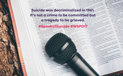 Death and Life in the Power of the Tongue #WSPD17