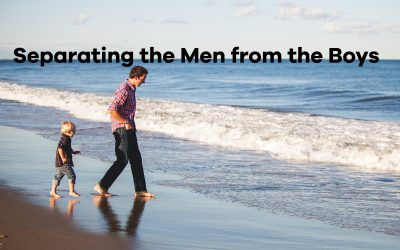 Separating the Men from the Boys – Guest Post by Luke Maxted