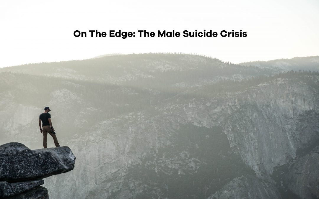 On The Edge: Male Suicide
