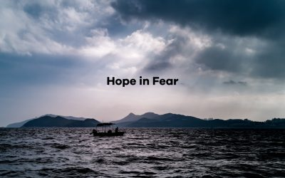 Our Hope in Fear Guest Post by Cassie